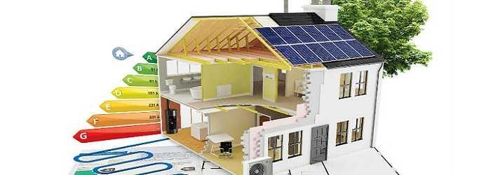Economie d'energie maison energie renouvelable